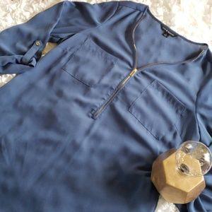 Zac & Rachel blouse size medium
